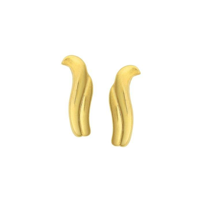 ID-123OK Gouden oorknoppen